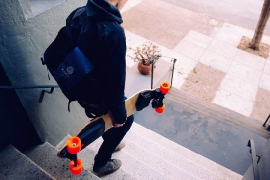 Boosted Boards Are Lightweight