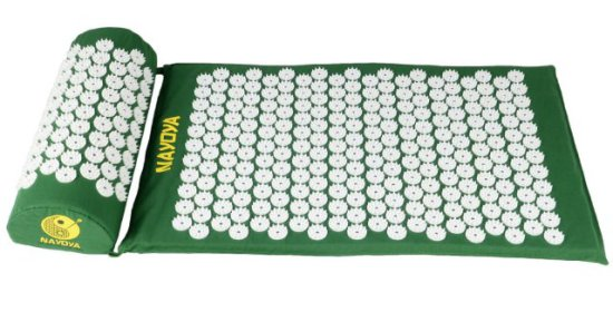 Zensufu Acupressure Mat and Pillow