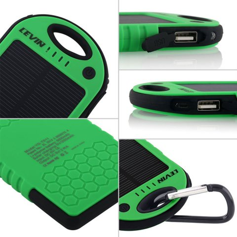 Levin Solstar Solar Panel Charger