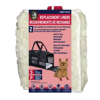 Sherpa Replacement Liners for Sherpa Original Deluxe pet carrier