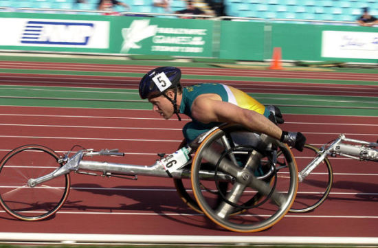 Racing Wheelchair