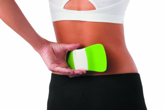 Hollywog WiTouch TENS Back Massager