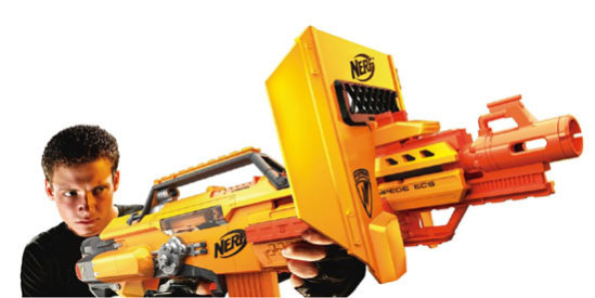 Nerf N-Strike Stampede EDC Blaster:  Hasbro