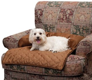Solvit Bolstered Pet Bed Sofa Cover (small)
