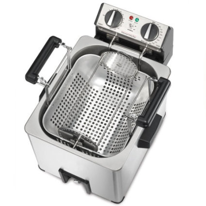 Indoor Rostisserie Turkey Fryer by Waring Pro: image via hammacherschlemmer.com