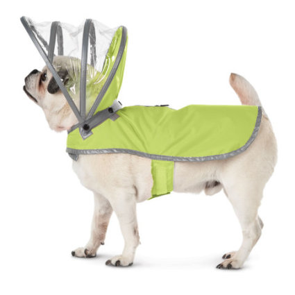 The Canine's Raincoat: image via hammacher.com