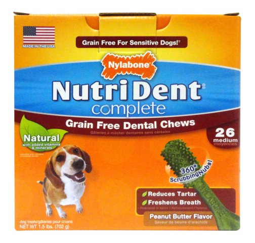 NutriDent Complete Grain Free Dental Chews