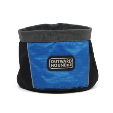 Kyjen Outward Hound Port-A-Bowl