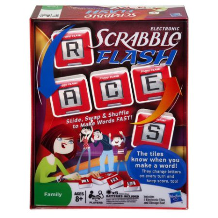 Scrabble Flash, TOTY Game of the Year: © Hasbro