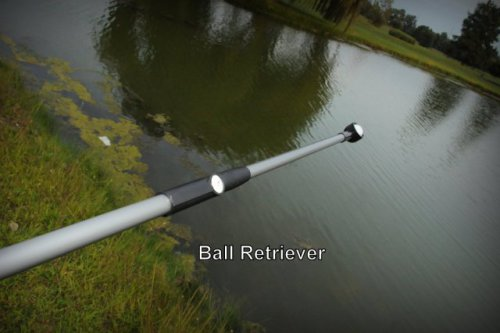 VersaGolfer As Ball Retreiver