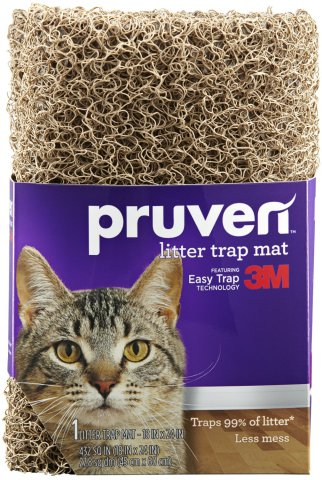 Pruven Litter Trap Mat by 3M