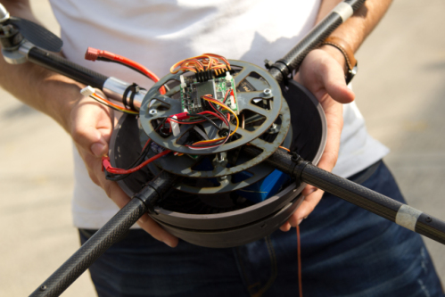 Dyson Challenge Flying Object Entry: © Dyson, Inc.