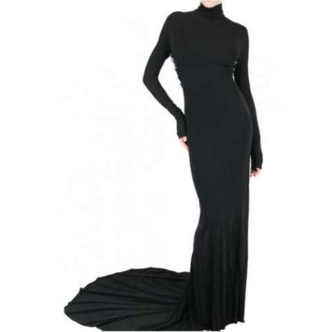 Morticia Adams Dress?