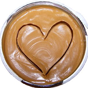 I Heart Peanut Butter!: Image via metroparent.com