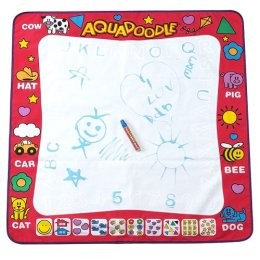 The classic Aquadoodle mat: fun - just with water!