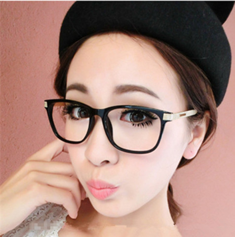Geek-Chic Eyeglasses