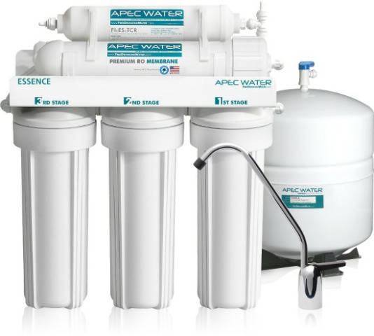APEC (ROES-50) Water Purifier: Clean drinking water at an affordable price