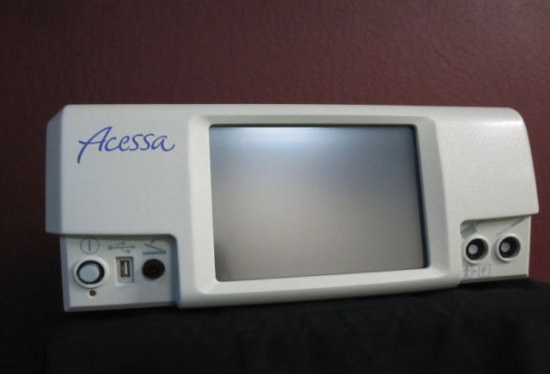 Acessa™ Generator: Source: Halt Medical Inc, Acessa Generator