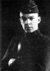 Major Armstrong in Uniform