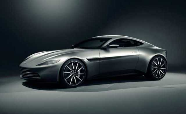 New Aston Martin DB10 Brings Bond Back To His Driving Roots