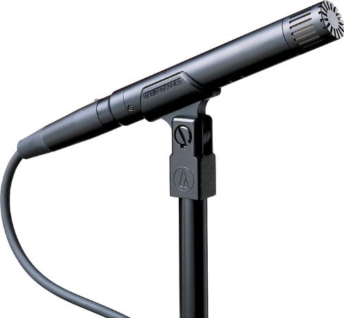 Audio-Technica Hypercardiod: Isolate a sound source even better than shotgun mics.