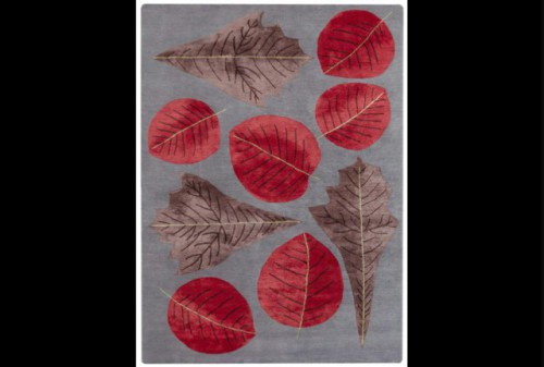 "Deidre Dyson's 2013 Winning Design ""Autum Leaves"" (Best Studio Art Design)"