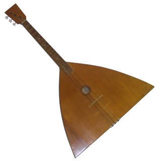 Balalaika: Source: Wikipedia