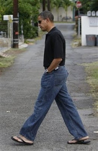 Obama Flip Flops Are This Summer S Scandalous Sandals