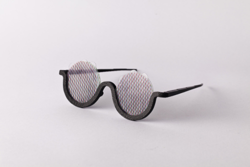 Mood Sunglasses: Source: Behance