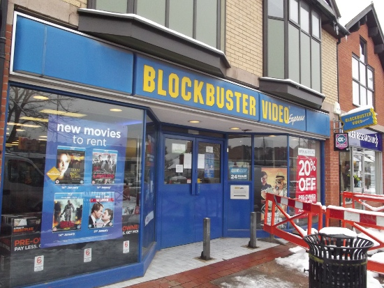 Who here remembers Blockbuster? Someone? Anyone?