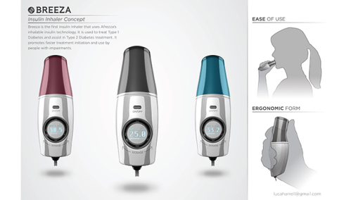 Breeza Insulin Inhaler