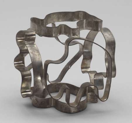 Cookie Cutters designed in 1940, designer unknown:  1940, part of the MoMA collection, image via MoMA.org