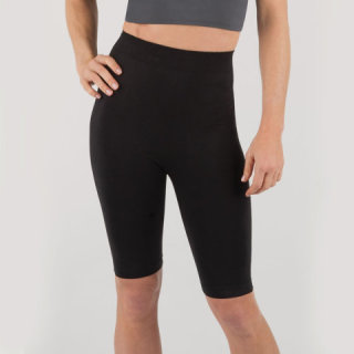 Caffeine Infused Slimming Body Shorts: image via hammacher.com