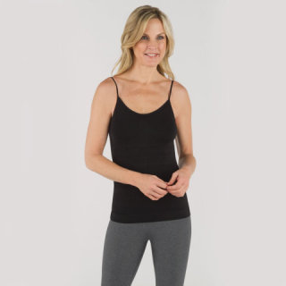 Caffeine Infused Slimming Tank Top: image via hammacher.com