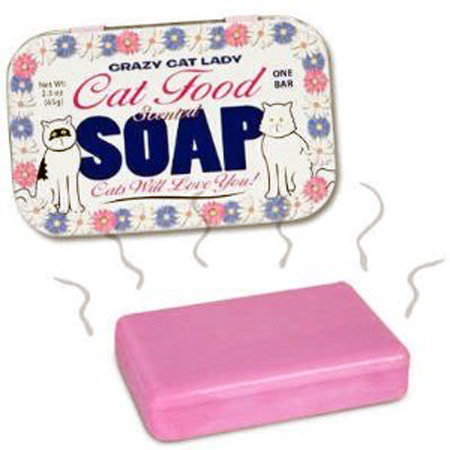Crazy Cat Lady Soap