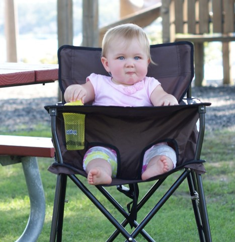 Superb Ciao Baby Portable High Chair Is Flippin Genius Short Links Chair Design For Home Short Linksinfo