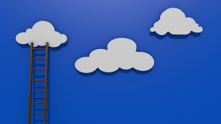 Cloud Apps: Ladder reaching to cloud