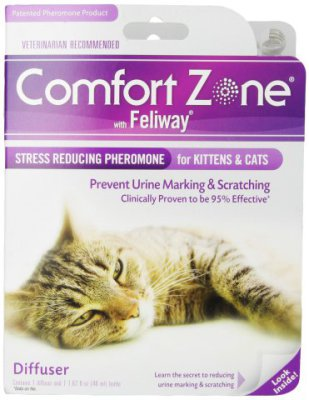 Comfort Zone With Feliway Diffuser