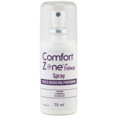 Comfort Zone With Feliway Spray