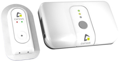 Curvus Mobile ECG Monitor