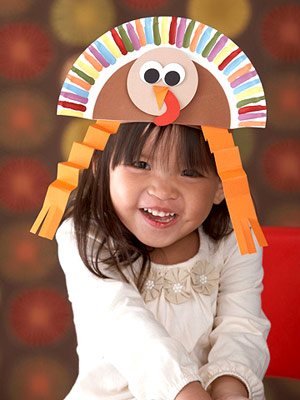 Cute Turkey Hat