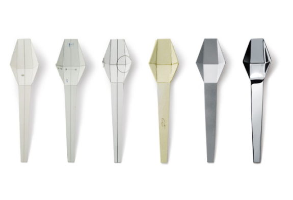"""Cutt"" evolution of the Cutt Spoon, designed by Thomas Feichtner: © Thomas Feichtner"