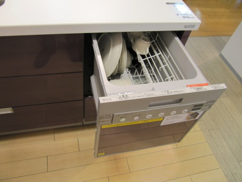 Dishwasher of the Future