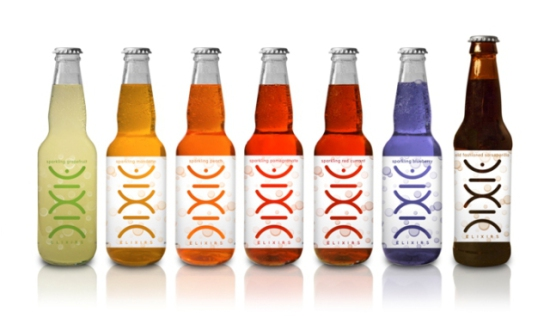 Dixie Elixirs Sparkling Sodas:  Dixie Elixirs