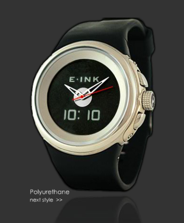 E•INK WATCH