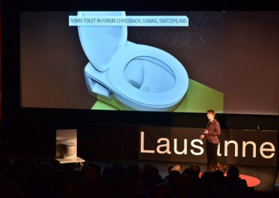 Innovative Toilet of the Future by Eawag: Innovative Toilet of the Future