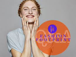 Fashion Footprint Logo: Source: Ecouterre