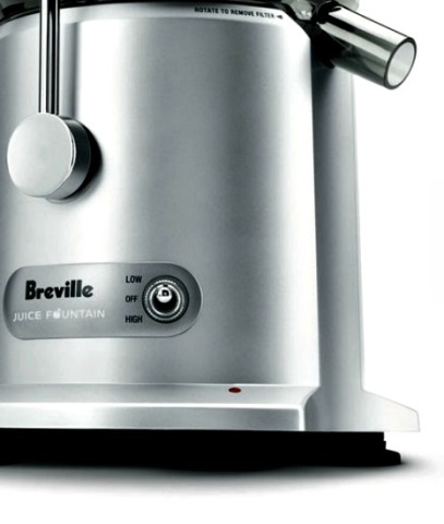 Breville Electric Juicer: The Breville JE98XL Juice Fountain