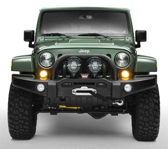 special edition aev filson wrangler is no cheap jeep