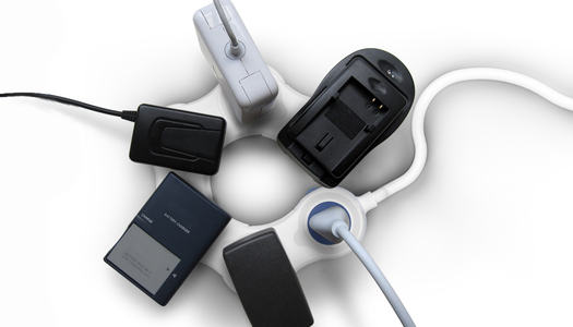 Quirky's Pivot Power Strip